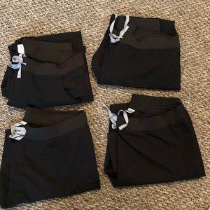 Figs Pants - FIGS | Black Scrub Pants Lot